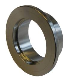 We have most small vacuum fittings and flanges KF on stock
