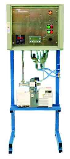 Vacuum Pump: Vacuum Pump Leak Test